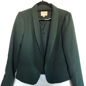Ann Taylor Loft | Forest green blazer